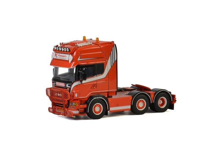 Scania R5 Topline  Kleinjans Aardappelhandel