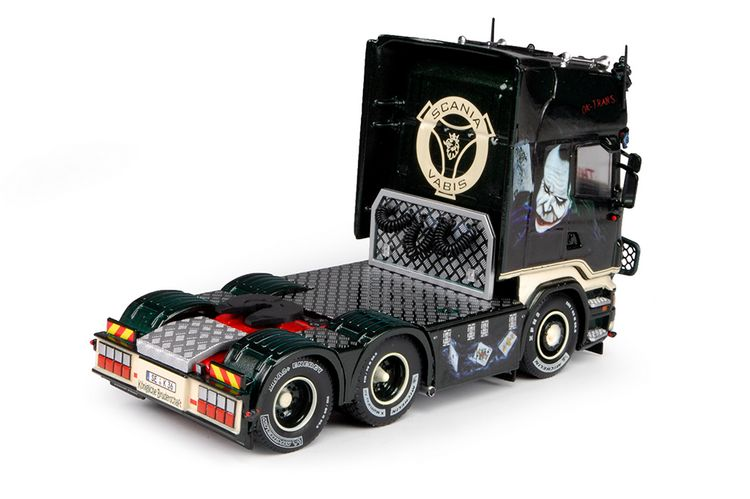 Scania R5 Topline OK Trans