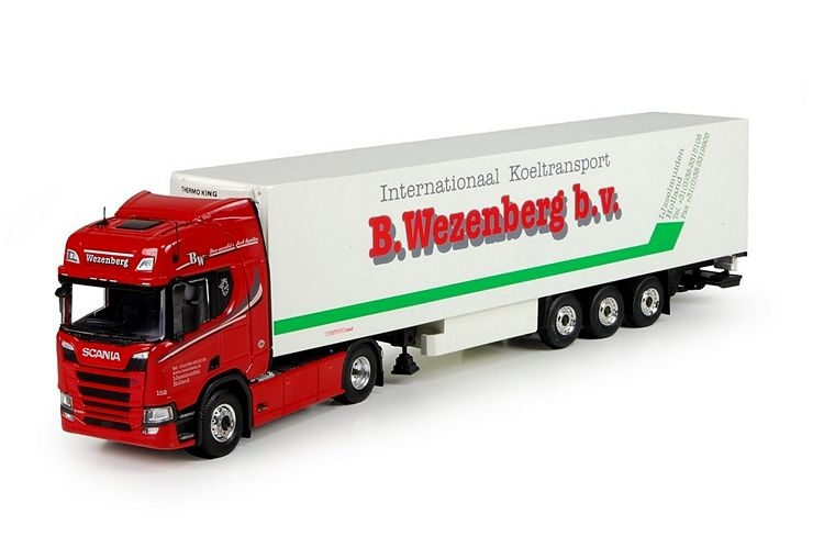 Scania R500 next Generation 4x2  Wezenberg