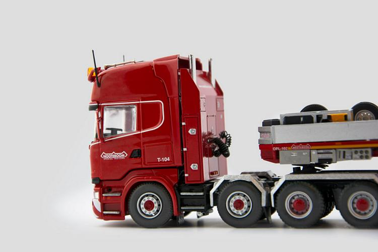 Scania R500 Streamline Nooteboom Multi-PX
