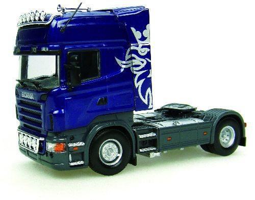 Scania R580 Metallic blue version