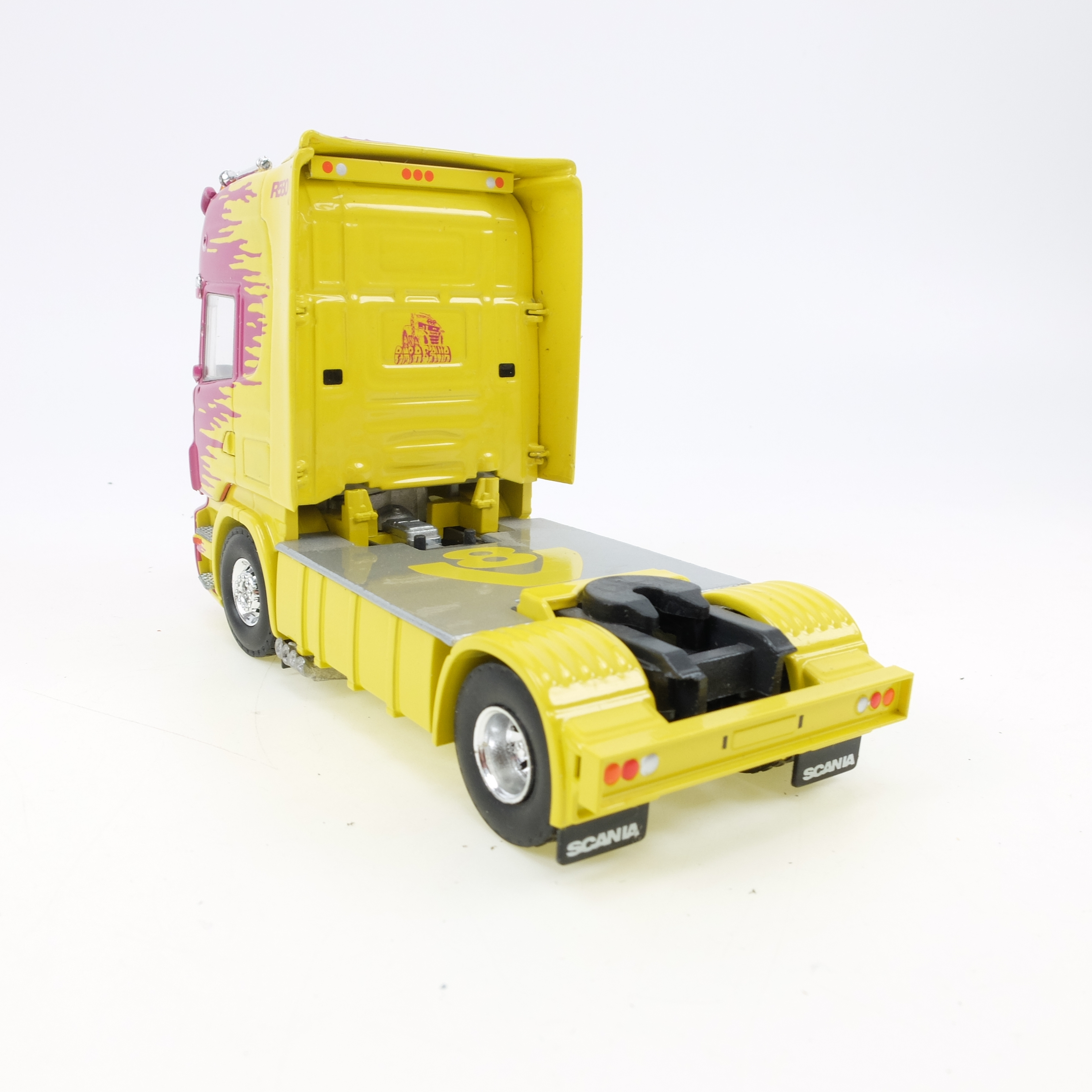 Scania R580  PIMPA