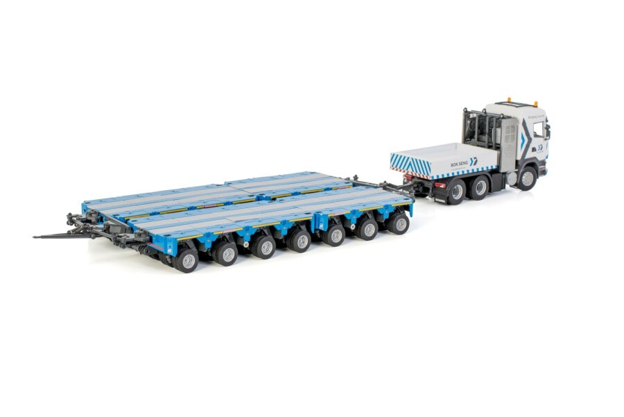 Scania R6 Higfhline Inter Combi  Scheuerle Set  Bok Seng