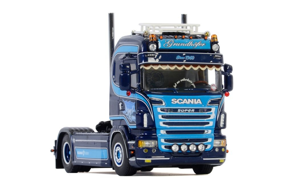Scania R6 Highline 4X2 Grundhoefer