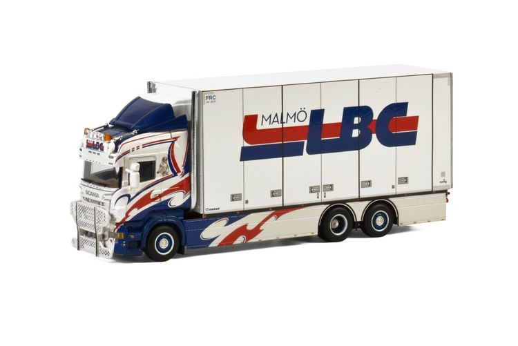 Scania R6 Highline Riged  LBC Malmo