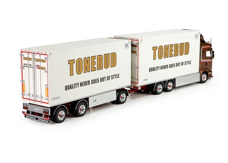 Scania R6 Highline rigid  Tonerud
