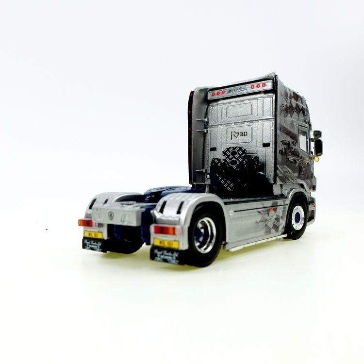 Scania R6 Topline 4 x 2 Tractor Unit Mills International