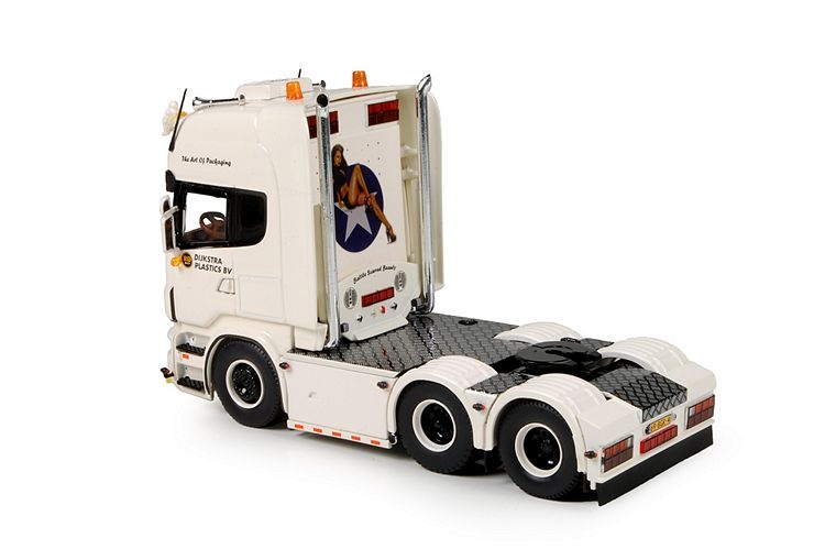 Scania R6 Topline Dijkstra Plastics