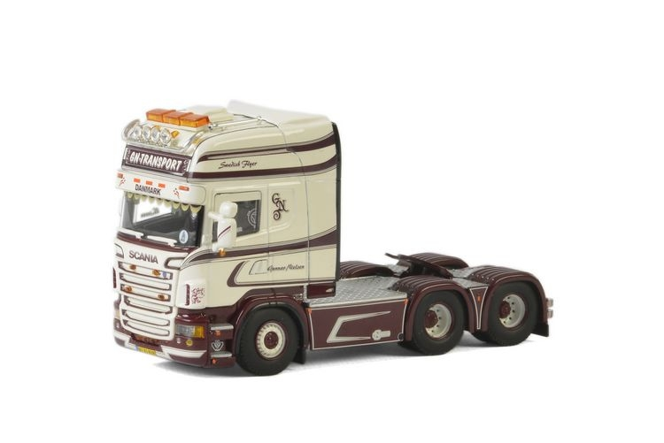Scania R6 Topline GN Transport