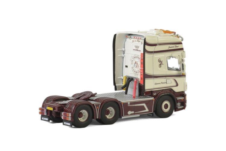 Scania R6 Topline GN Transport
