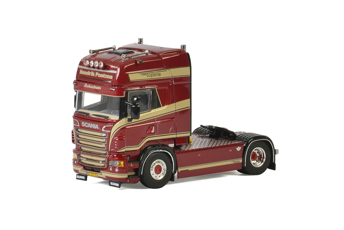 Scania R6 Topline Hendrik Postma