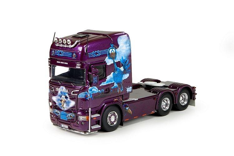 Scania R6 Topline SCS