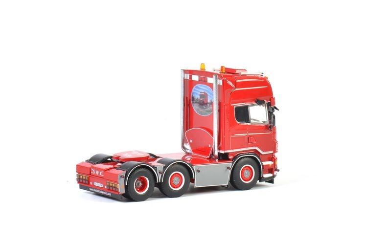Scania R6 Topline Thomas Beausseron