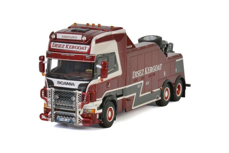 Scania R6 Topline Wrecker Disez Kergoat
