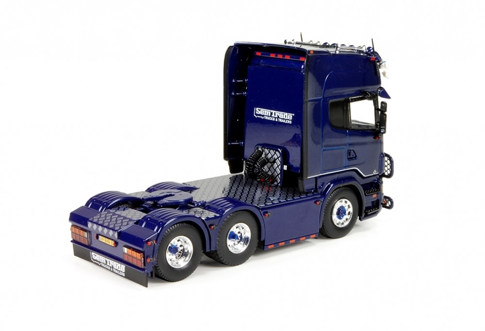 Scania R7 Topline  SemTrade