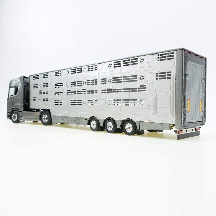 Scania S 520 4x2 Viehtransport Auflieger