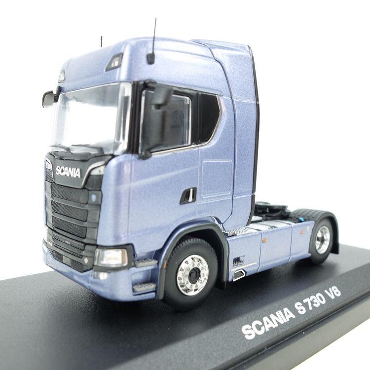 Scania S 730 V8 4x2 Sattelzugmaschine Schaukasten