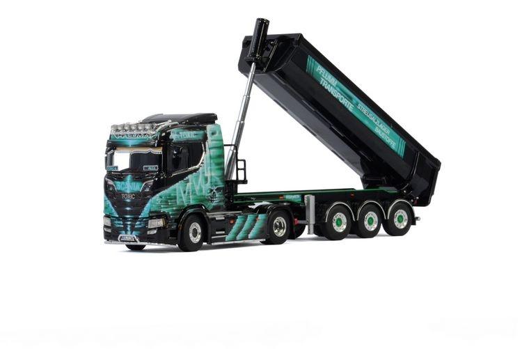Scania S CS20N  Halfpipe Tipper   Pflumm Transporte