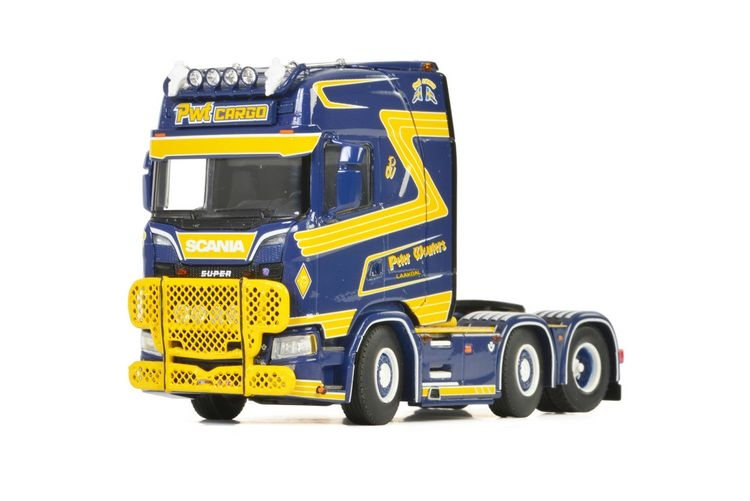 Scania S Highline C20H 6x2 Twin Steer PWT Thermo