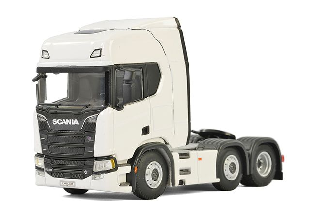 Scania S Highline CR20H 6x2 Twin Steer