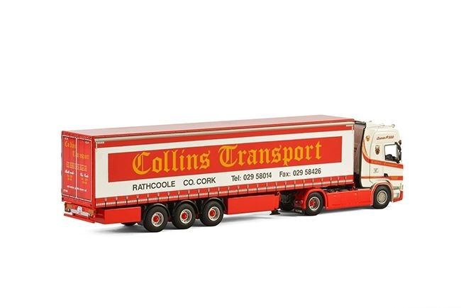 Scania S Highline CR20H  Collins Transport