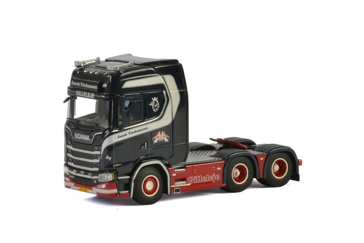 Scania S Highline CR20H Jacob Tiedemann