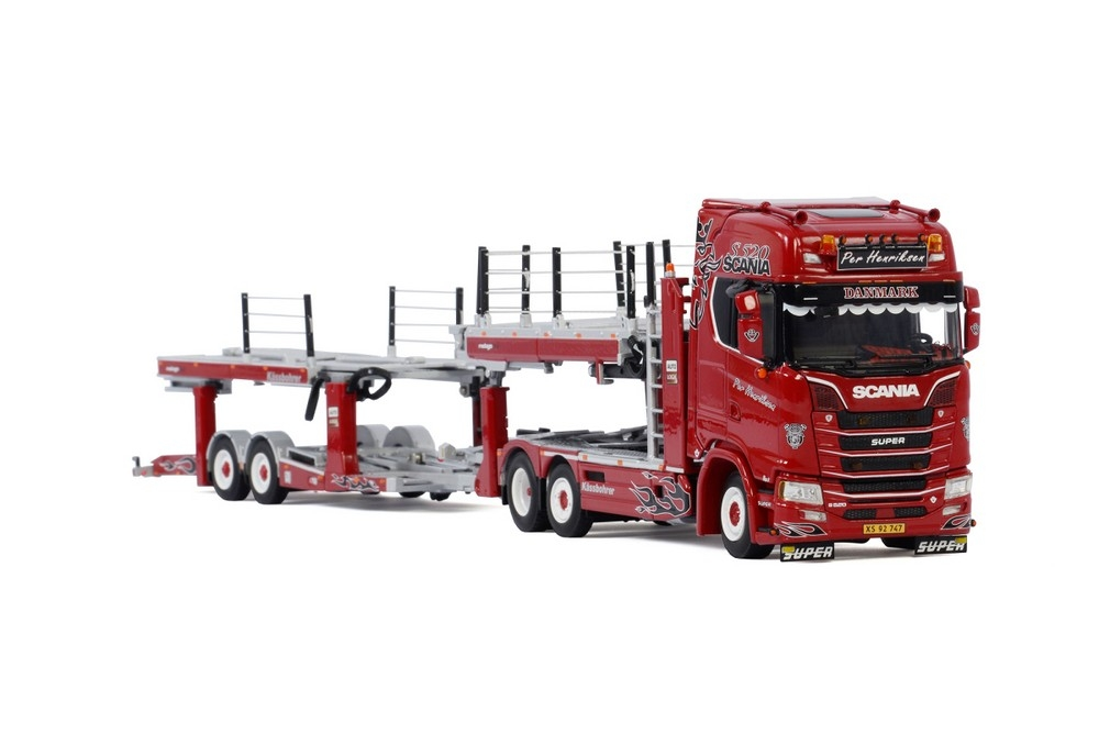 Scania S Highline CS20 Car Transporter  Per Hendriksen