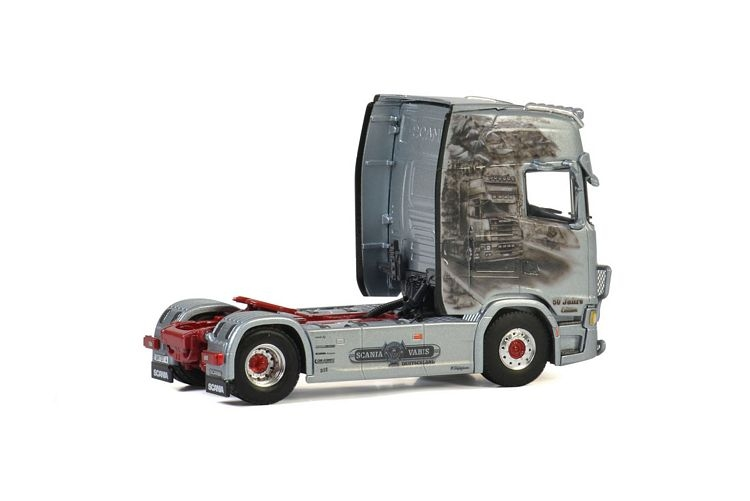 Scania S Highline CS20H 4X2 Decker Transporte