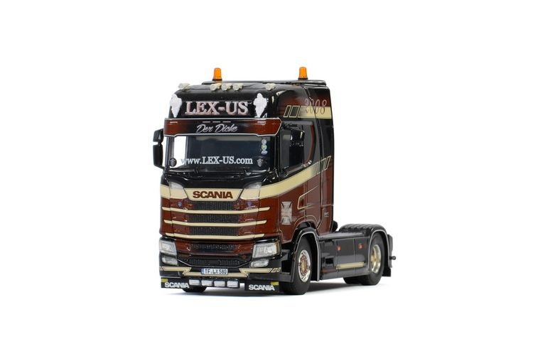 Scania S Highline CS20H 4x2 Lex-Us