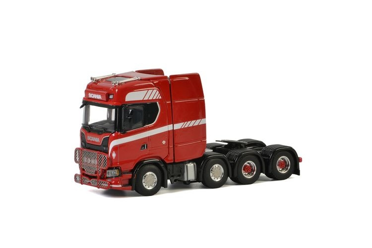 Scania S Highline CS20H 8x4 Premium Line