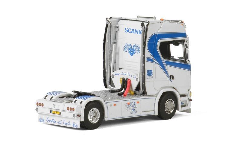 Scania S Highline CS20H Arend Bos Transport