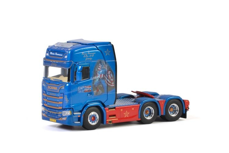 Scania S Highline CS20H Benny Rasmussen