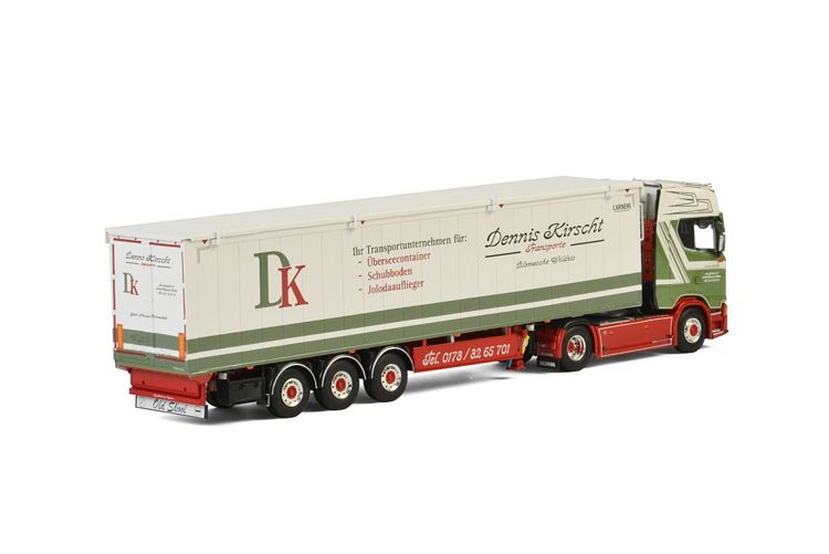 Scania S Highline CS20H Cargo Floor  Kirscht