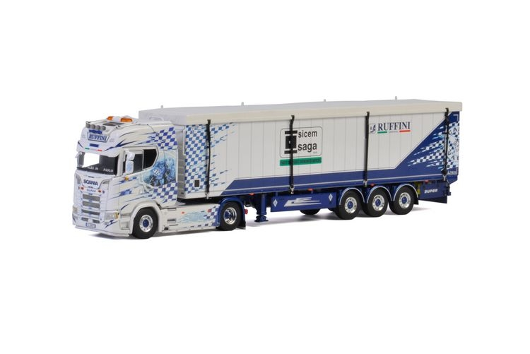 Scania S Highline CS20H Cargo Floor Ruffini