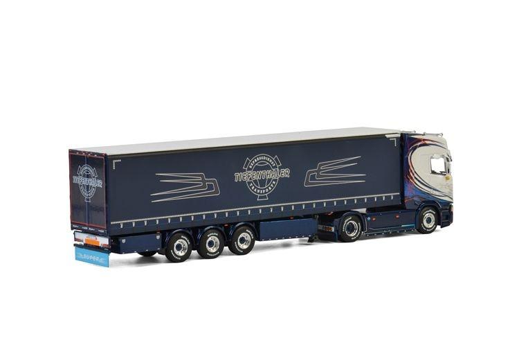 Scania S Highline CS20H Curtainside  Tiefenthaler
