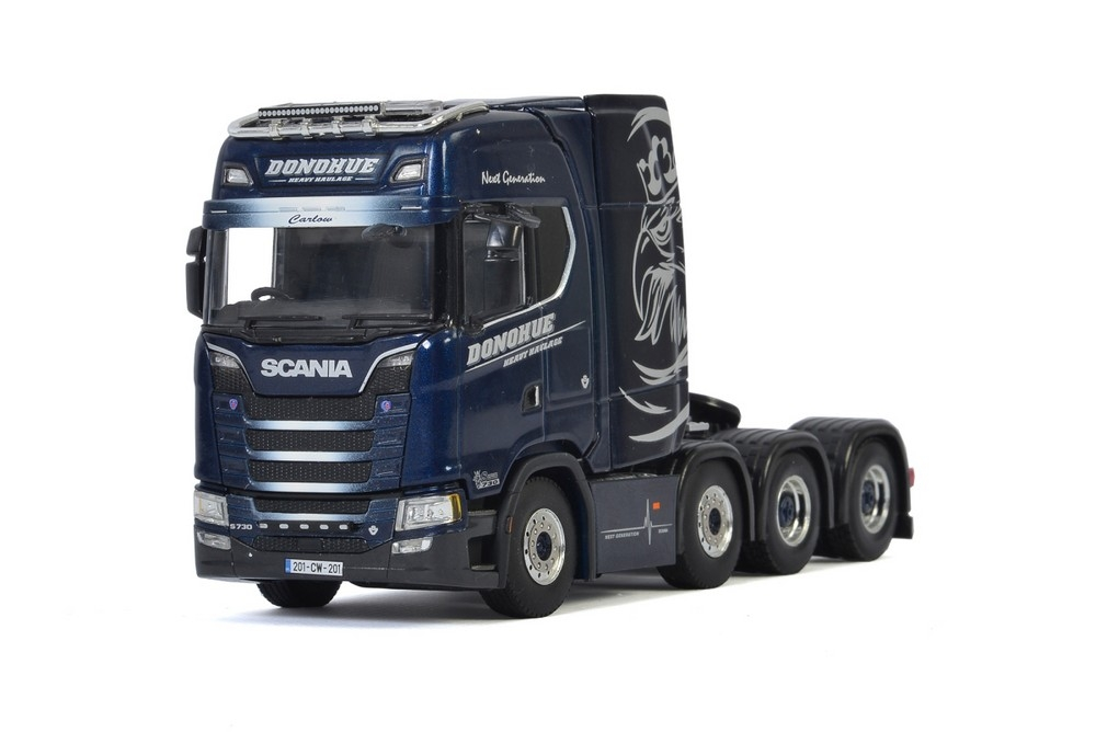 Scania S Highline CS20H  Donohue Heavy Haulage