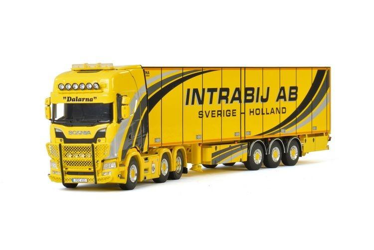 Scania S Highline CS20H Kuehlauflieger  Intrabij AB
