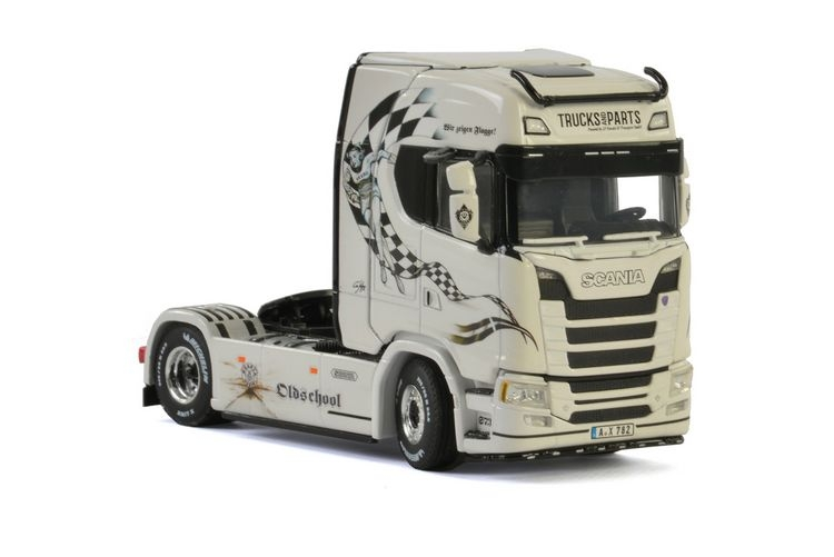 Scania S Highline CS20H LF Handel & Transporte