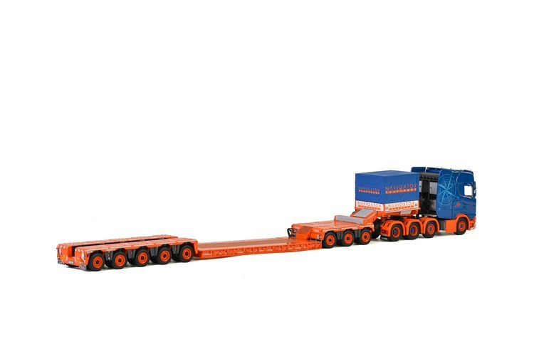 Scania S Highline CS20H Lowloader Navigator Transport