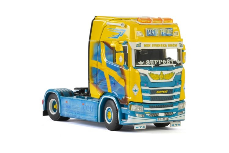 Scania S Highline CS20H Maik Terpe