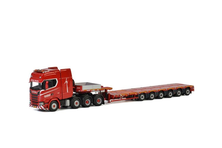 Scania S Highline CS20H MCO PX    KNT Red Line
