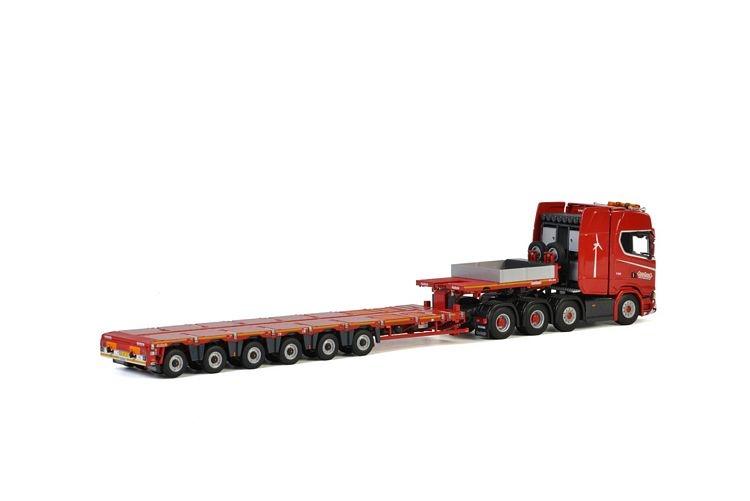 Scania S Highline CS20H MCO PX    KNT Red Line