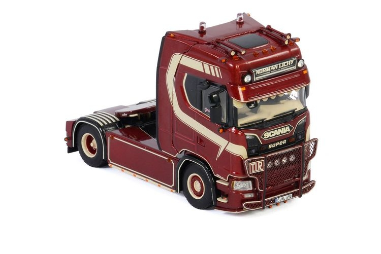 Scania S Highline CS20H  Norman Lichy Transporte