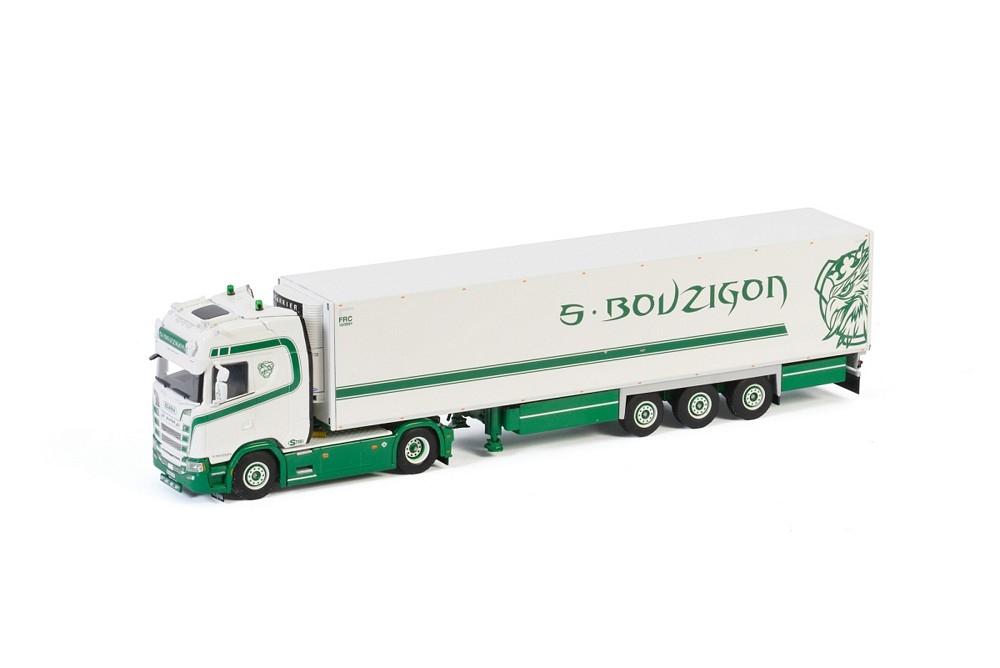 Scania S Highline CS20H  Reefer   S. Bouzigon