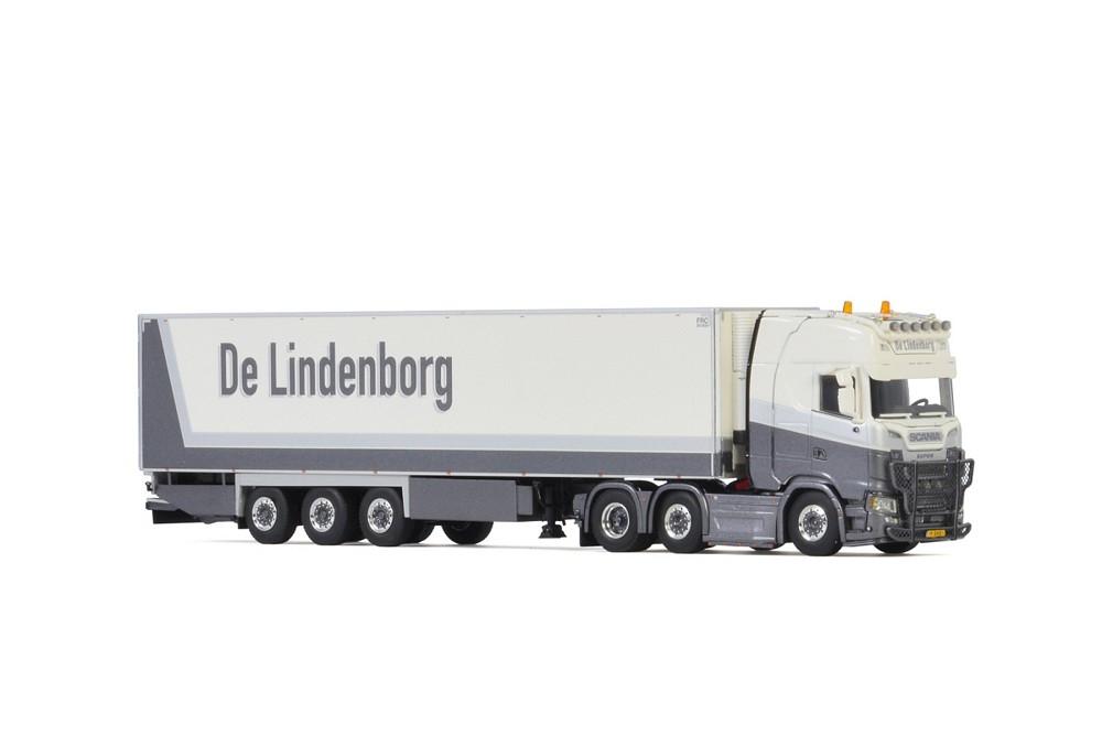 Scania S Highline CS20H  Reefer  De Lindenborg