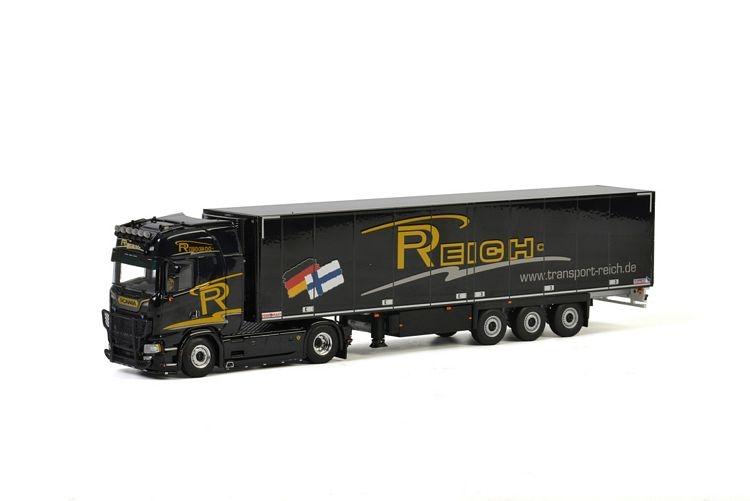 Scania S Highline CS20H Reefer  Reich Philipp