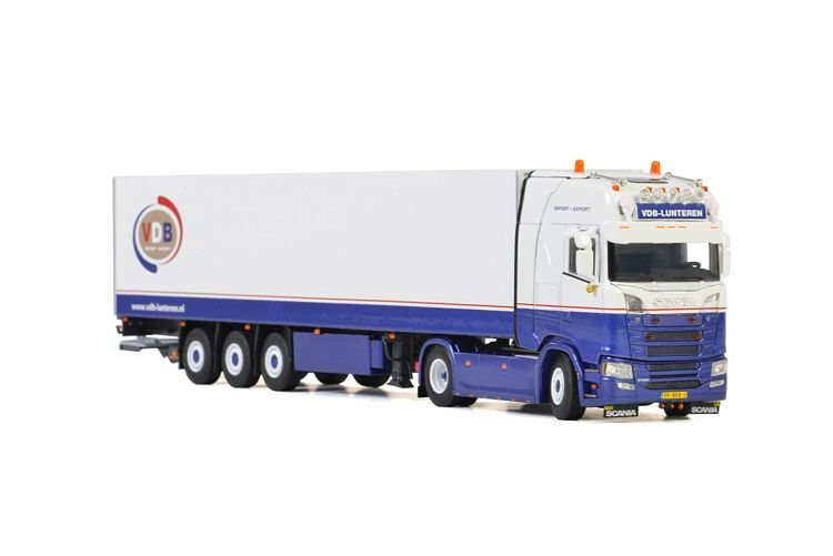 Scania S Highline CS20H Reefer VDB Lunteren