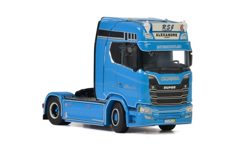 Scania S Highline CS20H RSJ Transportes