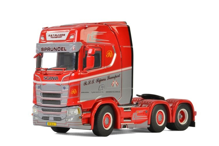 Scania S Highline CS20H RST Rijvers