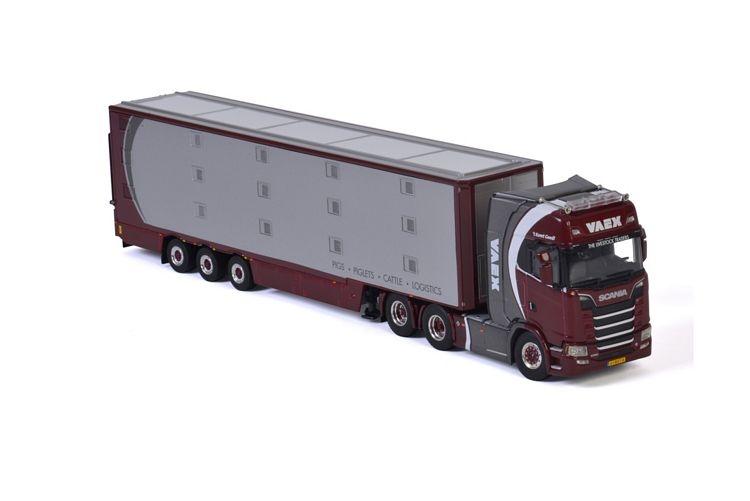 Scania S Highline CS20N Live Stock Vaex